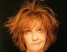 not happy hair