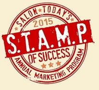 st 200 stamp of success