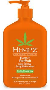 hemp body sun