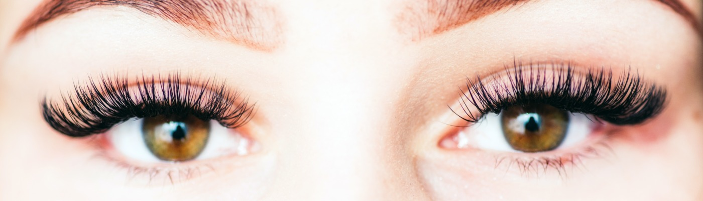 Now Offering Top Quality Eye Lash Extensions At Ariahouse Spa At